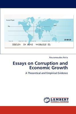 Essays on Corruption and Economic Growth