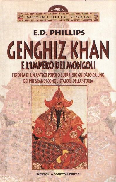 Genghiz Khan e l'impero dei mongoli