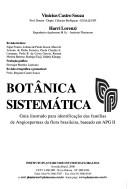 Botânica sistemática