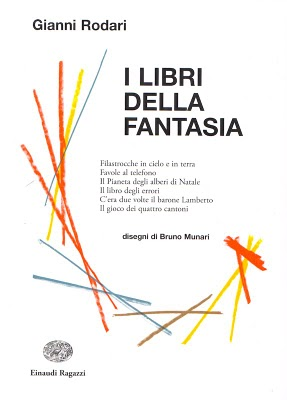 I Libri Della Fantasia Gianni Rodari 19 Recensioni Einaudi