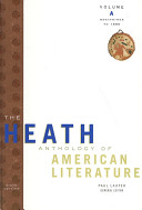 The Heath Anthology of American Literature