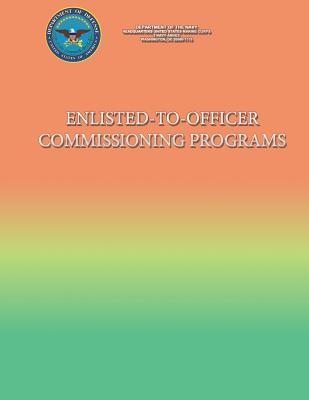 Enlisted-to-officer Commissioning Programs