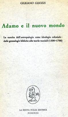 Adamo e il nuovo mondo