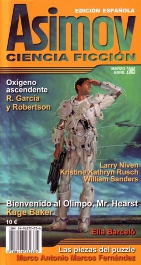 Asimov Ciencia Ficción - 17