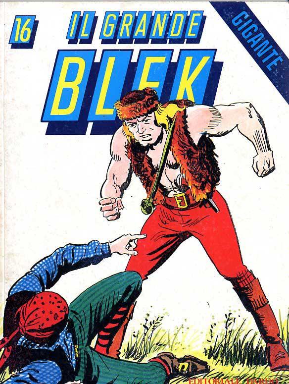Il grande Blek gigante n. 16