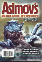 Asimov's Science Fiction, February 2010