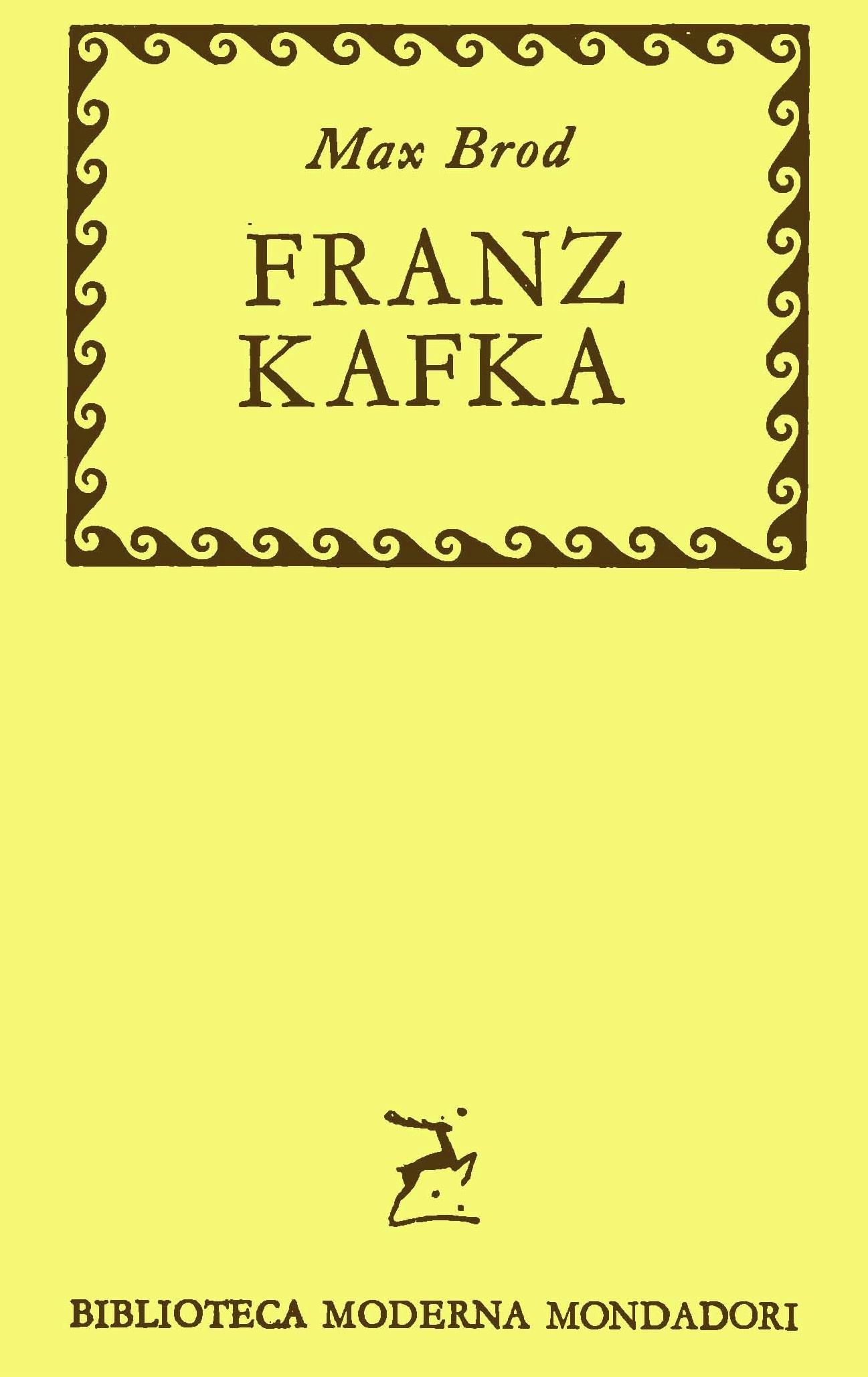 Franz Kafka: una biografia