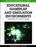 Educational gameplay and simulation environments