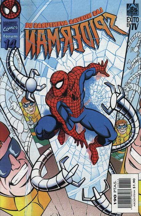 Las nuevas aventuras de Spiderman Vol.1 #14 (de 15)