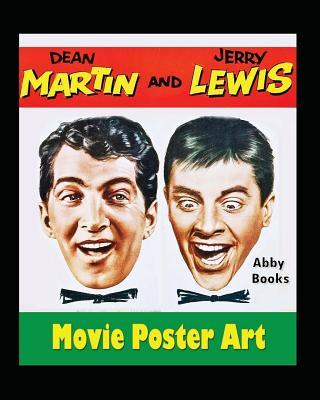 Dean Martin and Jerry Lewis Movie Poster Art