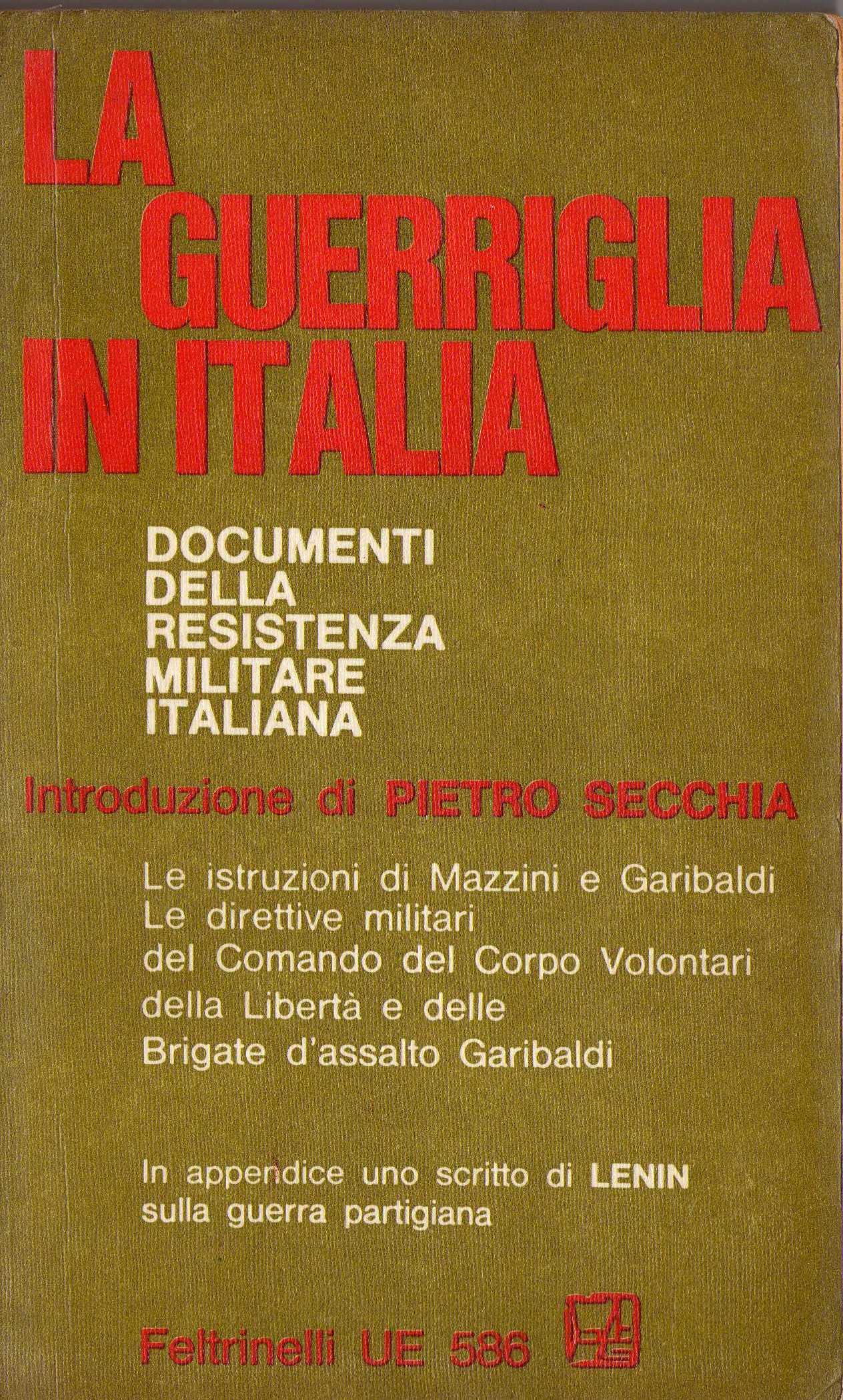 La guerriglia in Italia