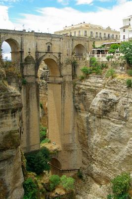 Ronda Canyon Spain Journal