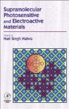 Supramolecular Photo-sensitive and Electro-active Materials