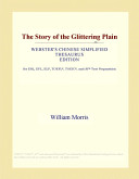 The Story of the Glittering Plain (Webster's Chinese Simplified Thesaurus Edition)