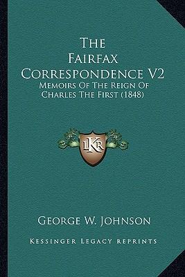 The Fairfax Correspondence V2 the Fairfax Correspondence V2