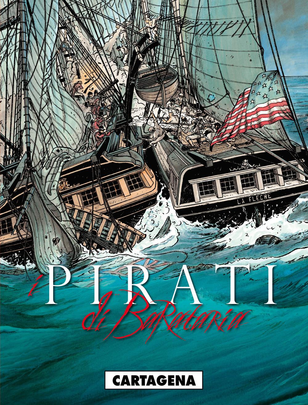 I pirati di Barataria n. 1