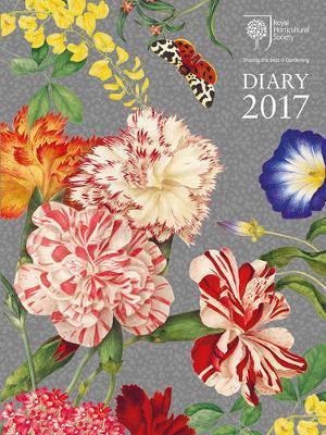 Royal Horticultural Society Diary Calendar 2017