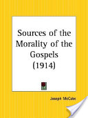 Sources of the Morality of the Gospels