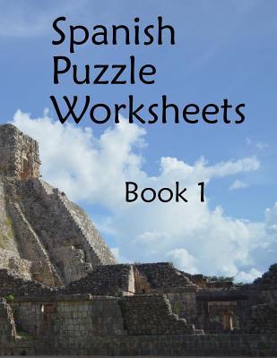 Spanish Puzzle Worksheets