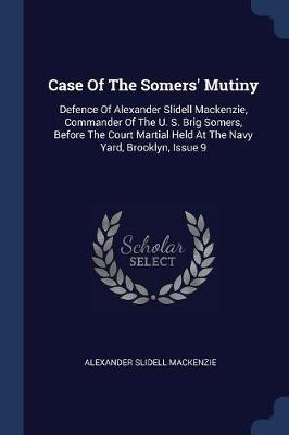 Case of the Somers' Mutiny