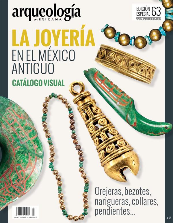 La joyería en el México antiguo. Catálogo visual