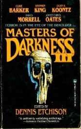 Masters of Darkness ...