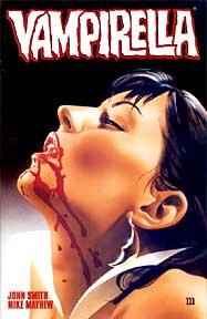 Vampirella #5 - Fear...