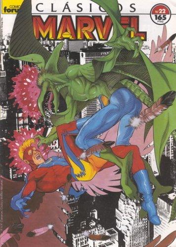 Clásicos Marvel #22...
