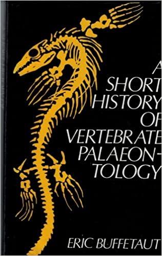 A Short History of Vertebrate Palaeontology