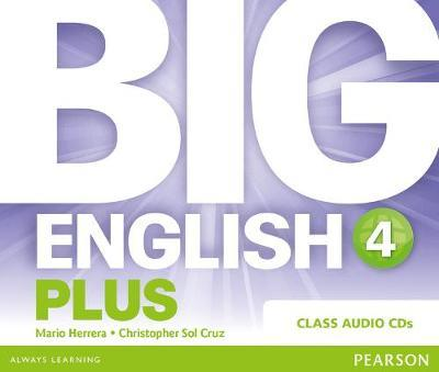 Big English Plus American Edition 4 Class CD