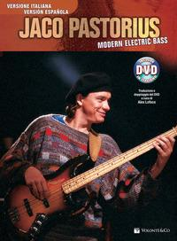 Modern electric bass. Con DVD