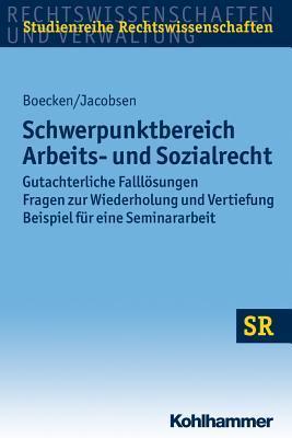 Schwerpunktbereich Arbeits- Und Sozialrecht