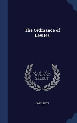 The Ordinance of Levites