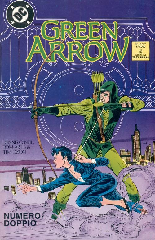 Green Arrow n. 16/17