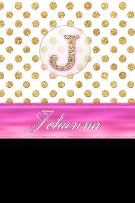 Johanna Personalized Lined Journal
