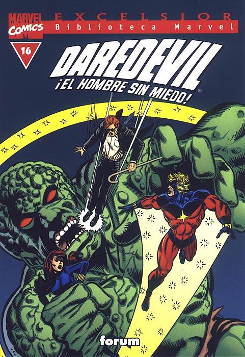 Biblioteca Marvel: D...