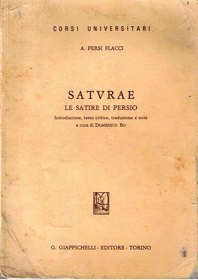 Saturae