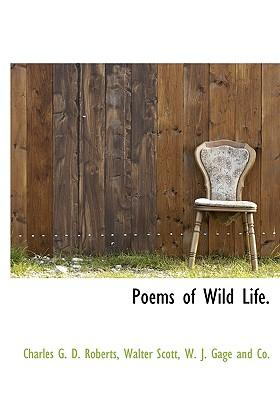 Poems of Wild Life