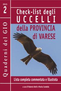 Check-list degli uccelli della Provincia di Varese