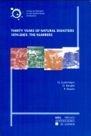 Thirty years of natural disasters