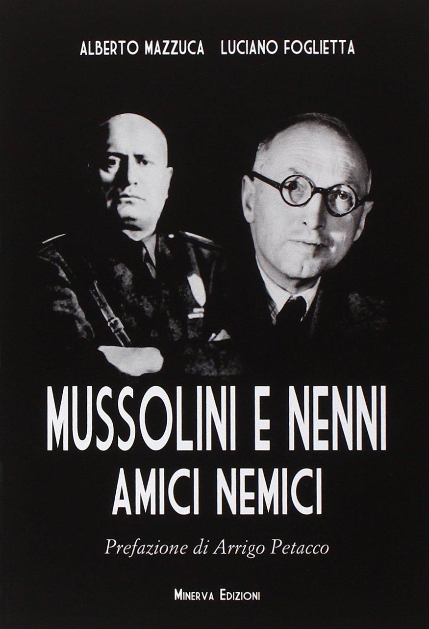 Mussolini e Nenni