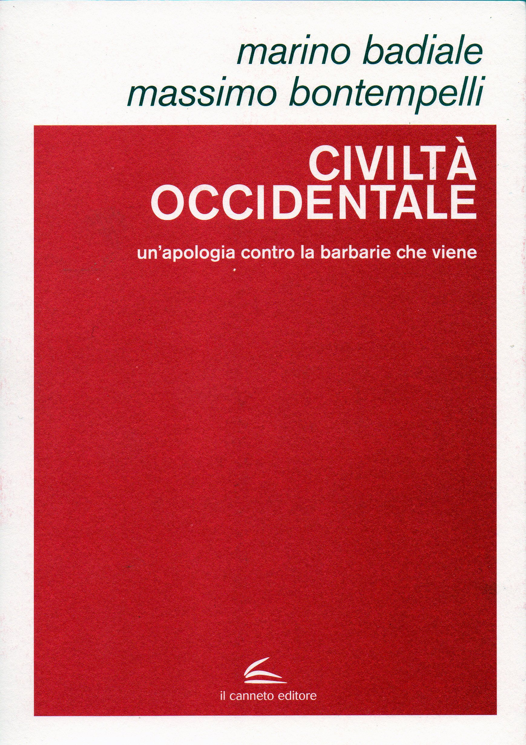 Civiltà occidentale