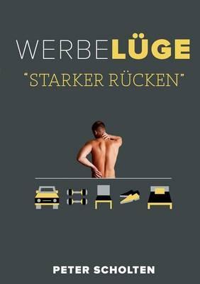 """Werbelüge """"Starker Rücken"""""""