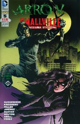 Arrow/Smallville n. 5
