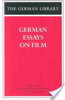 German essays on film