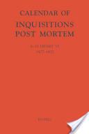 Calendar of Inquisitions Post-mortem