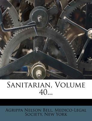 Sanitarian, Volume 40.