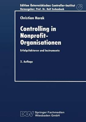 Controlling in Nonprofit-organisationen