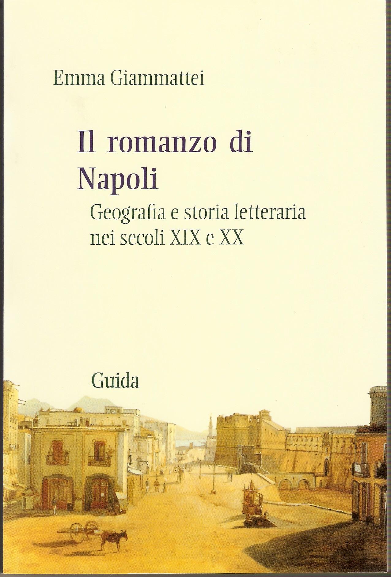 Il romanzo di Napoli. Geografia e storia letteraria nei secoli XIX e XX