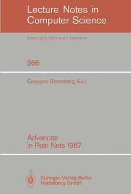 Advances in Petri Nets 1987